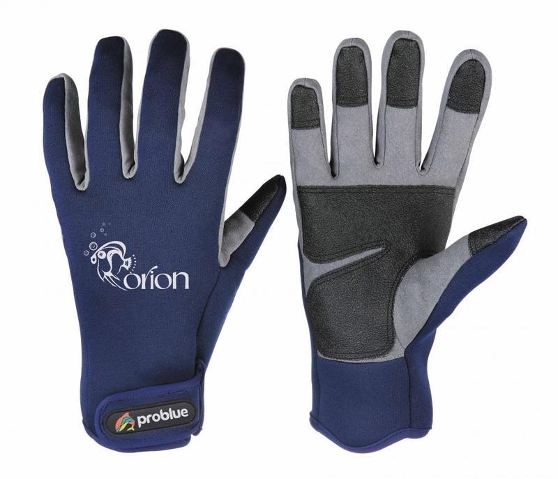 перчатки для дайвинга